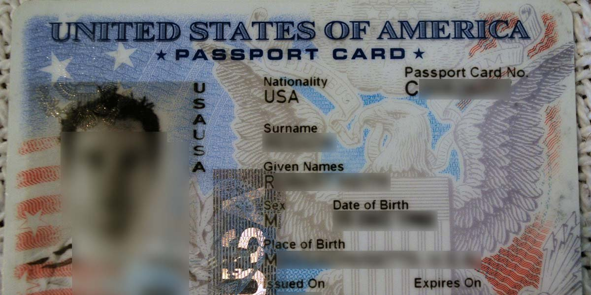 Dhl Locations Near Me >> What is a Passport Card? | Passport Office Near Me